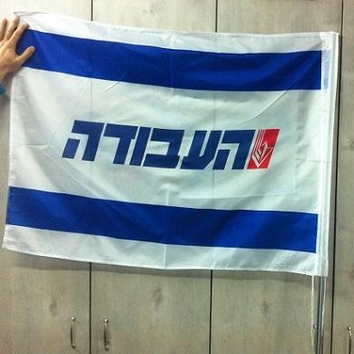 דגלים לבחירות