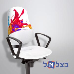 כיסוי למשענת כסא